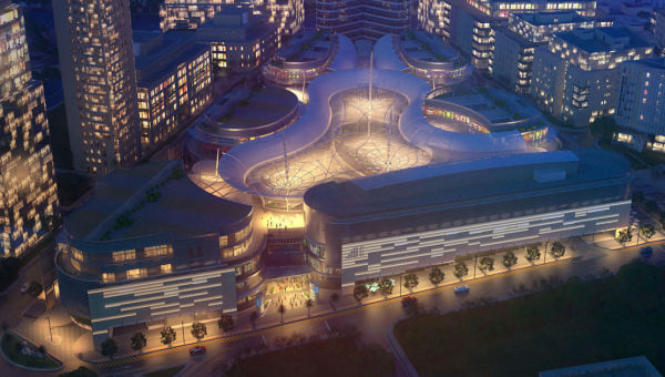 Abdali Mall Tenant Mix